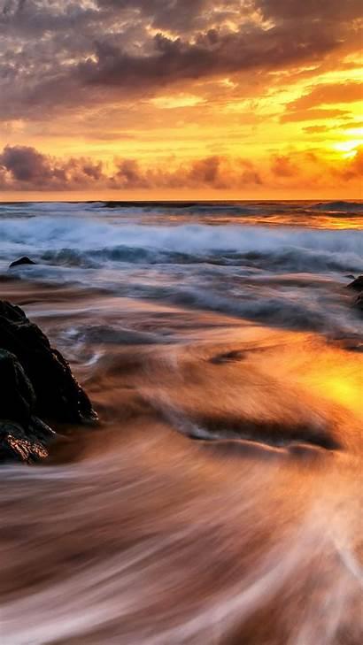Sunrise 4k Ocean Wallpapers Nature 8k 2k