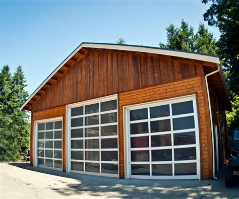 Barn Style Garages & Shops   Rustic   Garage   raleigh   by Barn Pros