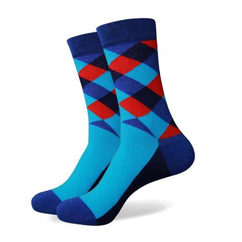 mens colorful dress socks 5 pairs socks colorful dress socks lalbug