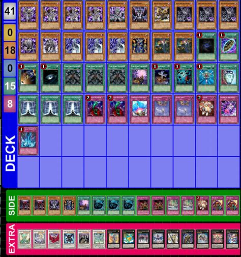 Yugioh Deck Build by Yugioh World Dn Test Deck By Ex Shadow On Deviantart