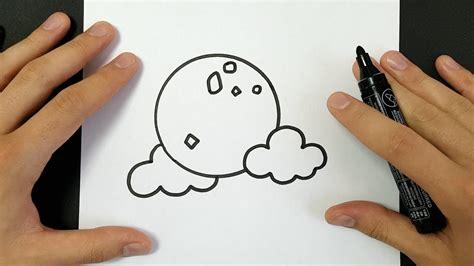 comment dessiner une lune halloween tuto dessin youtube