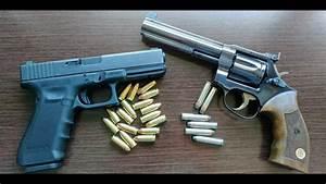 When Is A Revolver Better Than An Auto Pistol