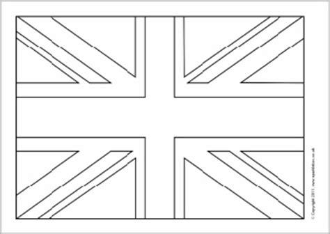 Union Flag Colouring Sheets Sb4544 Sparklebox