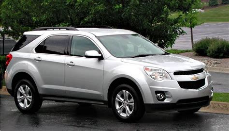 Best Suv 2010 by 2010 Midsize Suv Chevrolet Equinox Best Car Reviews And