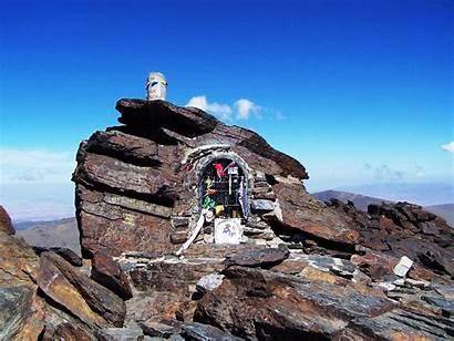Sierra Nevada Spain Mountain Highest Peak Ascents