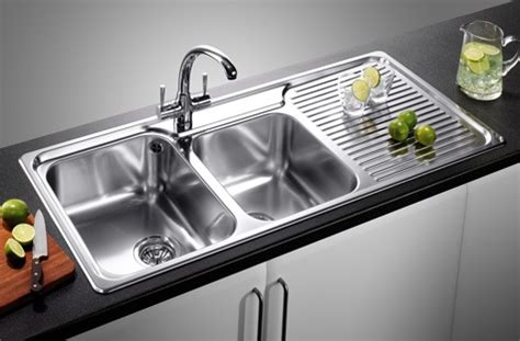 best stainless steel kitchen faucets choosing the best kitchen sinks