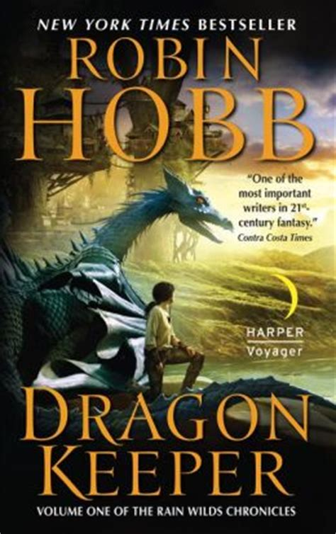 Dragon Keeper (rain Wilds Chronicles #1) By Robin Hobb