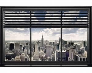 New York Deko : deko panel new york fenster lamellen bunt 60 x 90 cm bei hornbach kaufen ~ One.caynefoto.club Haus und Dekorationen