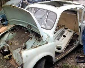 Pieces Fiat 500 Ancienne : restauration fiat 500 d et utilisation du tire clou restaurations anciennes forum collections ~ Gottalentnigeria.com Avis de Voitures