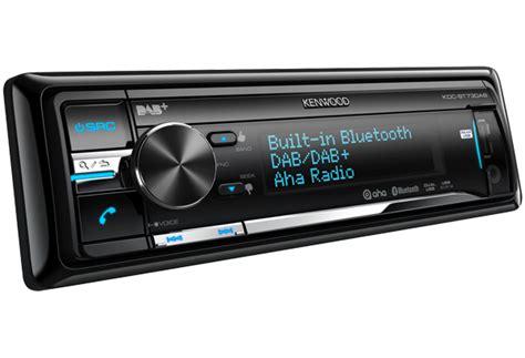 iphone car radio ipod iphone car stereo kdc bt73dab features kenwood uk
