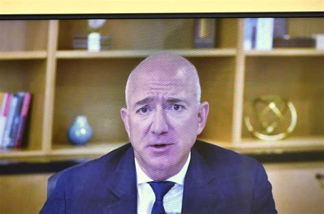 Amazon CEO Jeff Bezos' amusing bungle