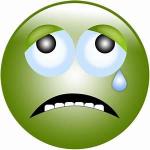 Sad Emotions Faces - ClipArt Best