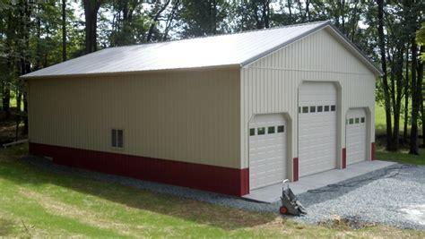 Garage Buildings by 36x48x14 Commercial Garage In Zions Crossroads Va
