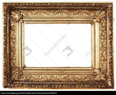 gold bilderrahmen goldener bilderrahmen querformat lizenzfreies foto 440912 bildagentur panthermedia