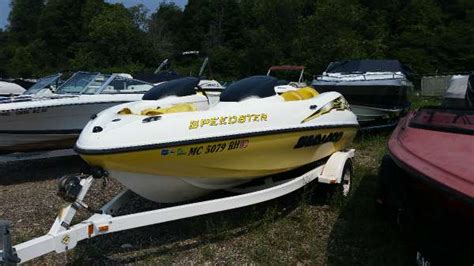Used Boat Motors For Sale West Michigan by Jet Sea Doo Boats For Sale In Michigan United States
