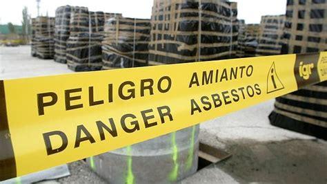 por  es peligroso  la salud el amianto