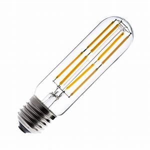 Filament Led Dimmbar : led lampe e27 filament t30 s 6 5w dimmbar ledkia deutschland ~ Markanthonyermac.com Haus und Dekorationen