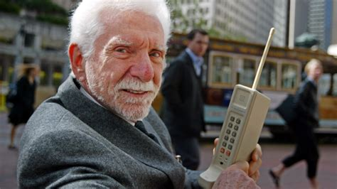 when was the cell phone call made the mobile phone call was made 40 years ago today