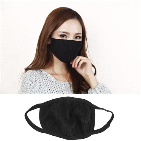 unisex mens womens cycling anti dust cotton mouth face