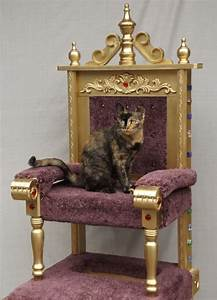 Square Paws Royal Throne
