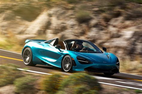 Review Mclaren 720s Spider by New Mclaren 720s Spider 2019 Review Pictures Auto Express