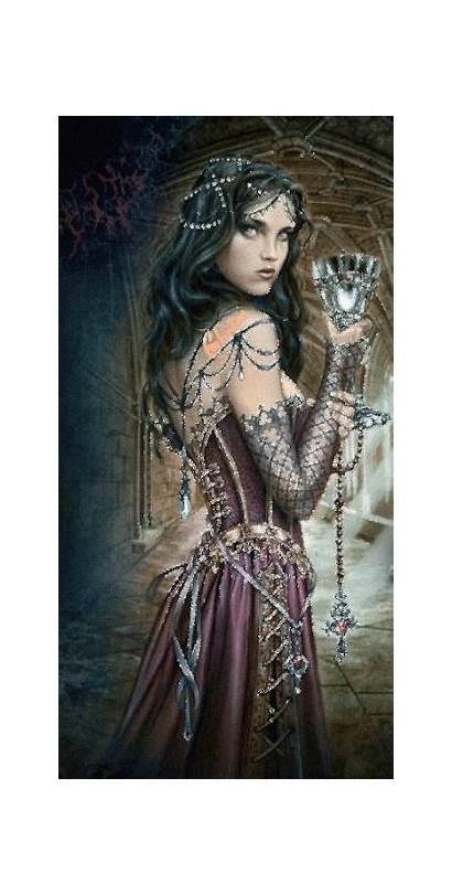 Fantasy Gifs Gothic Hadas Fairies Victoria Medieval