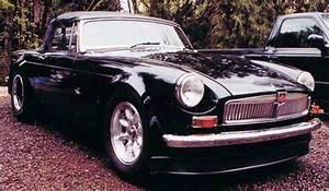 Tony Thiel U0026 39 S 1965 Mgb With Ford 289 V8