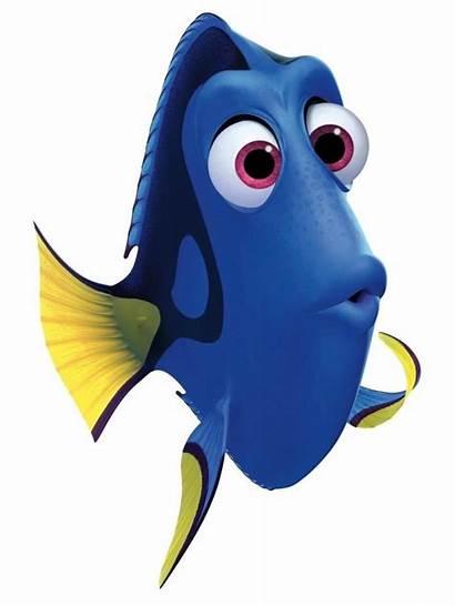 Dory Finding Clipart Nemo Characters Dori Fish