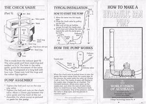 Plumbing Diagram For Pool  How To Make A Hydraulic Ram