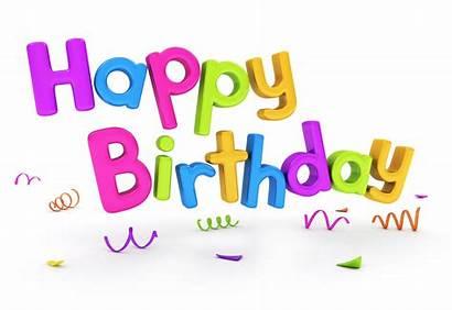 Birthday Happy 3d Desktop Colorful Pixelstalk