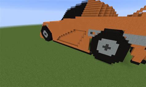 Sports Car Minecraft by Sports Car Minecraft Project