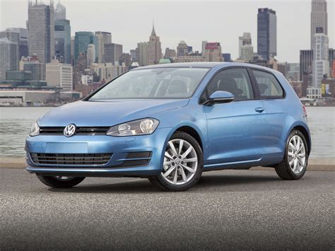volkswagen hatchback 2016 2016 volkswagen golf price photos reviews features