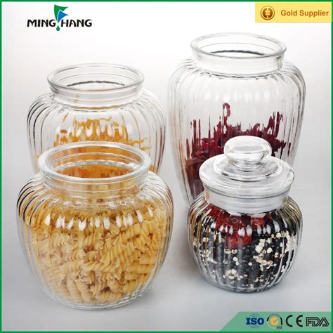 Buy Spice Jars by Clear Glass Magnetic Spice Jar Spice Bottle With Cap Buy