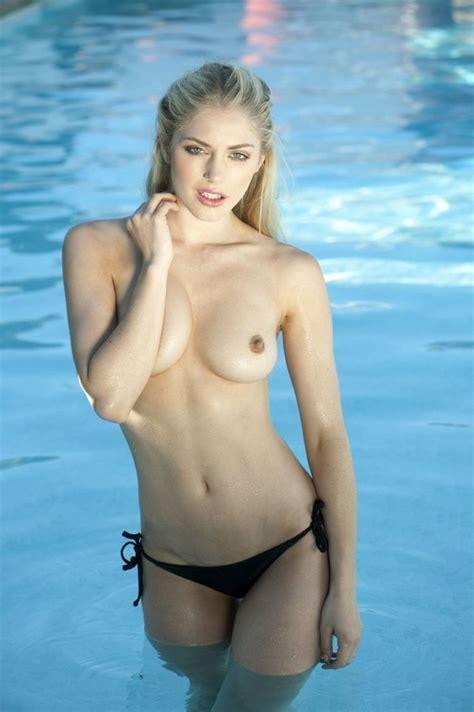 Marnie Simpson Nude Photos