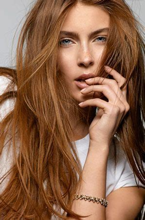 If your hair is naturally dark and your eyes are dark brown, this color will certainly look fantastic. 101 Strawberry Blonde Hair Color Ideas (With images ...