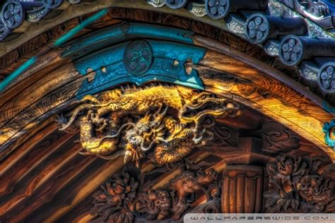 coiled dragon ultra hd desktop background wallpaper