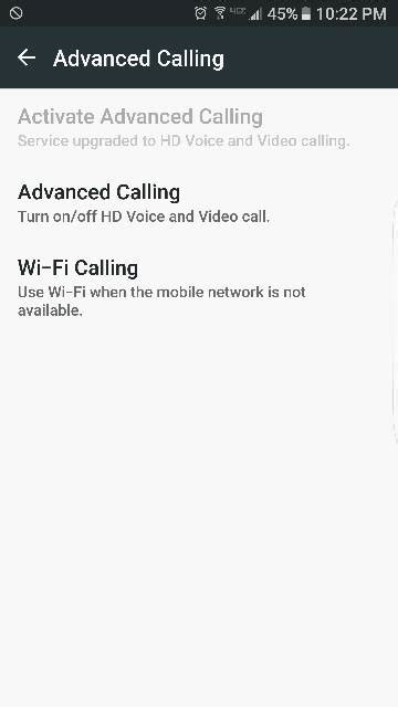 wifi calling iphone verizon wifi calling verizon android forums at androidcentral