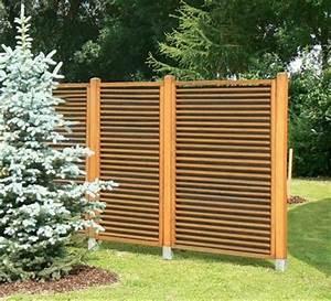 Holz Im Garten : garten sichtschutz holz homeandgarden page 451 nowaday garden ~ Frokenaadalensverden.com Haus und Dekorationen