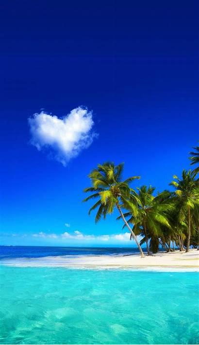 Wallpapers Iphone Plus Beach Tropical Winter Beaches