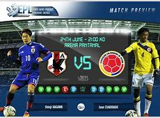 Betting tips for Japan v Colombia Predicted lineups