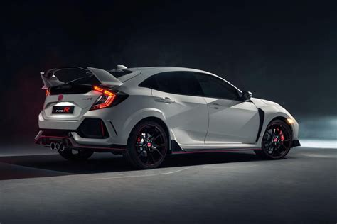 Honda Civic Type R 2018 by 2018 Honda Civic Type R Debuts On Sale In Australia Q4