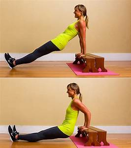 basic exercises to tone your arms popsugar fitness With floor tricep dips