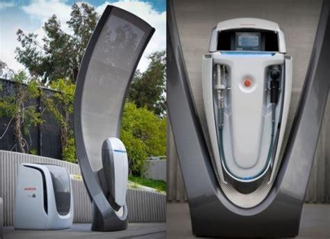 New Honda Solar Power Hydrogen Station Debuts