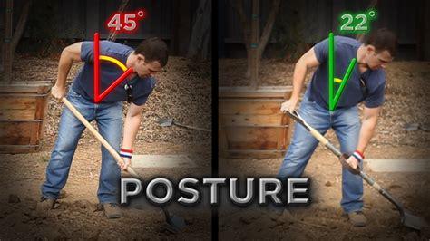 bosse tools ergonomic shovel saves   injury fixes