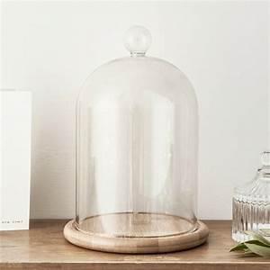 Cloche En Verre Pas Cher : la cloche en verre en 43 belles photos avec beaucoup d 39 id es ~ Teatrodelosmanantiales.com Idées de Décoration