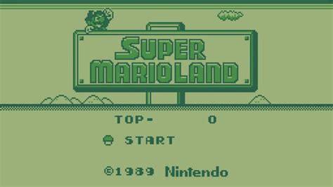 super mario land game boy screenshot uhd  wallpaper pixelz