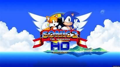 Sonic Title Screen