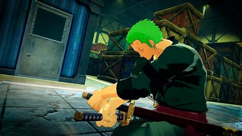 One Piece World Seeker First Dlc Will Let Us Play Zoro