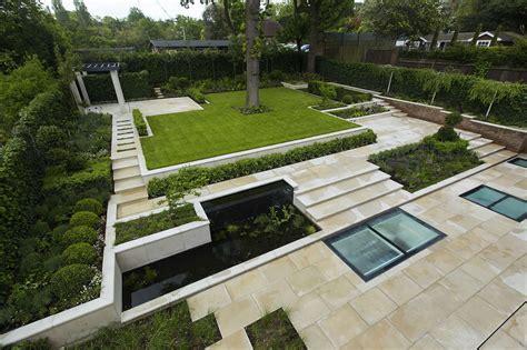 garden landscape design skilfully executed