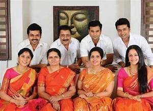 Pics For > Actor Karthik Sivakumar Family Photos